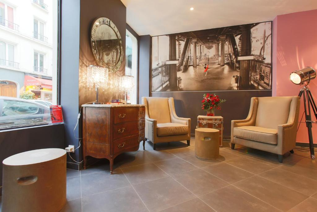 Prime Hotel Atelier Vavin Saint Germain Paris France Booking Com Home Interior And Landscaping Synyenasavecom