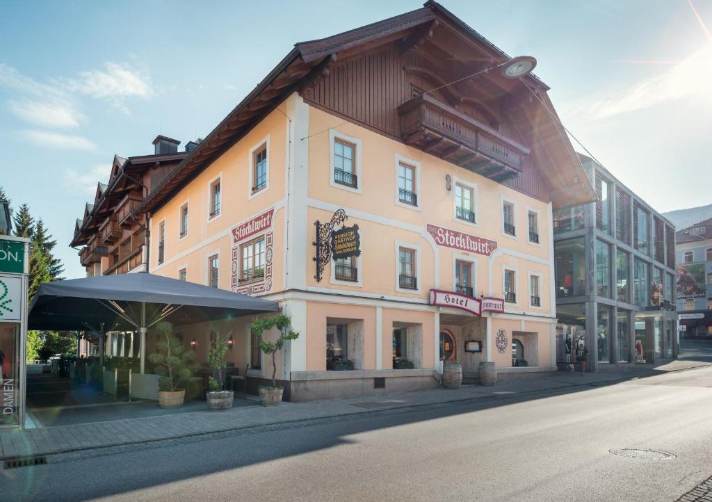Hotel Ferienparadies Lerch (St. Johann im Pongau