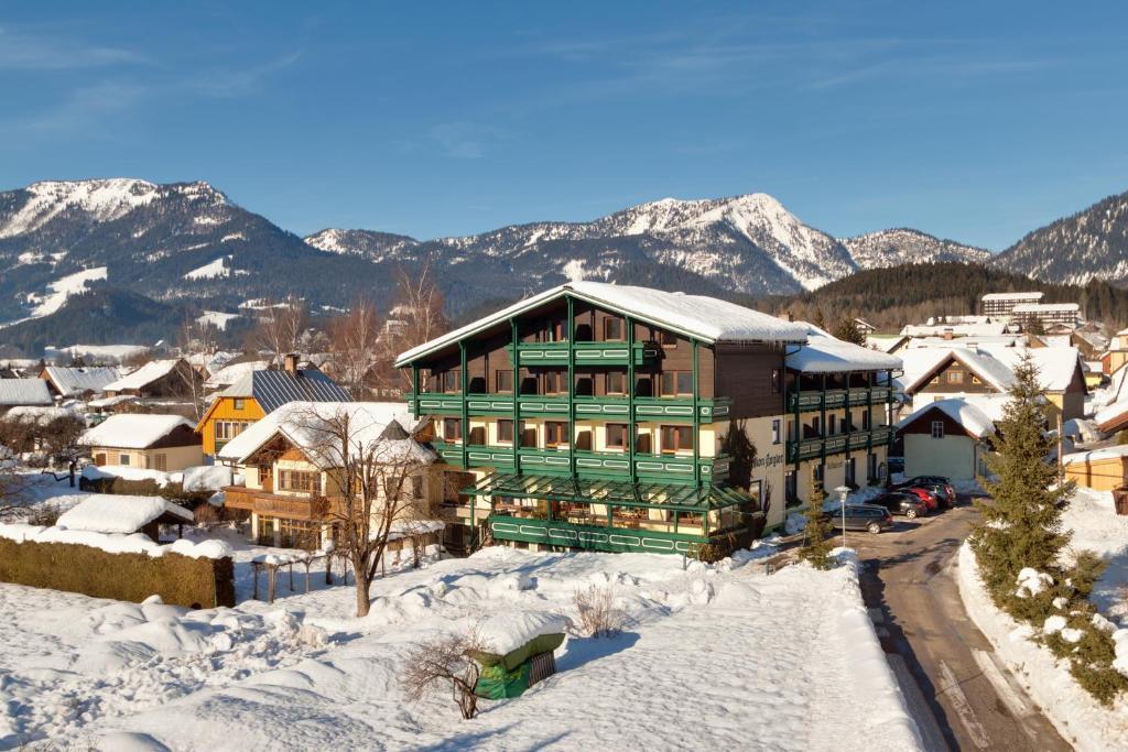 Hotel Kogler im Winter
