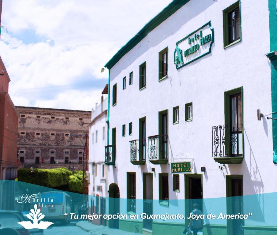 Hotel Murillo Plaza (México Guanajuato) - Booking.com