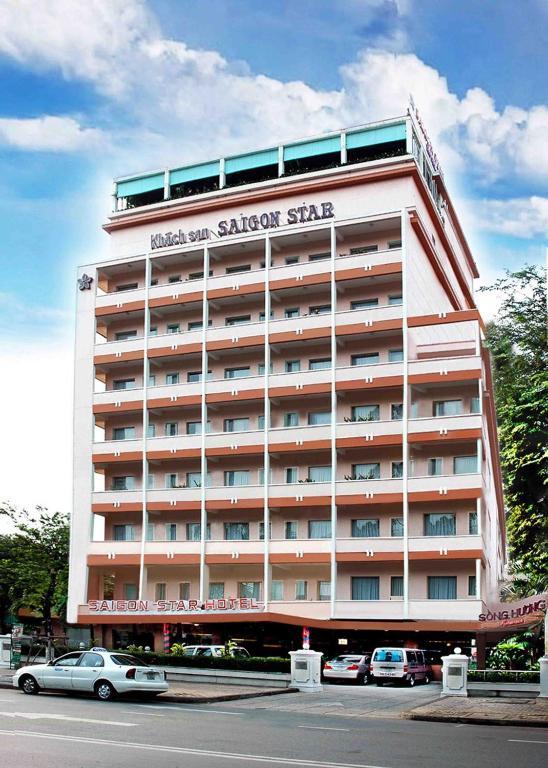 Khách sạn Saigon Star