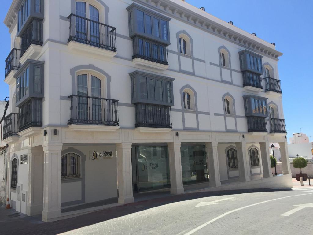 Hostel Hostal Doña Carmen Adults Only Nerja Spain