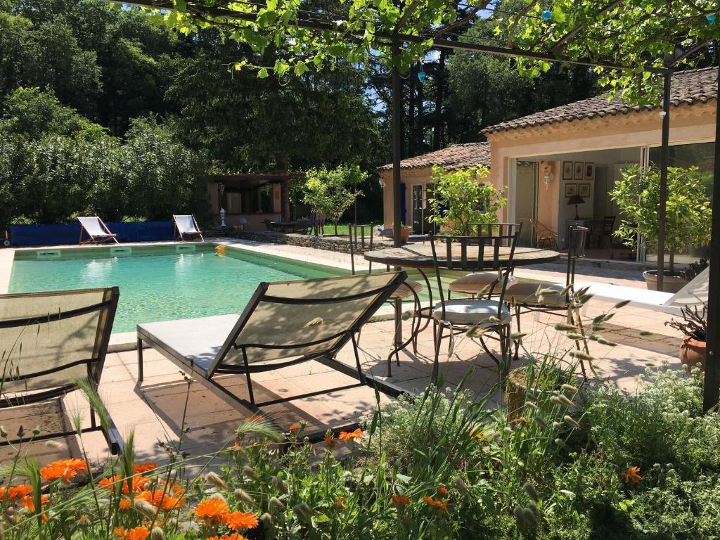 Vacation Home Propriété La Sauvage Goult France Booking Com