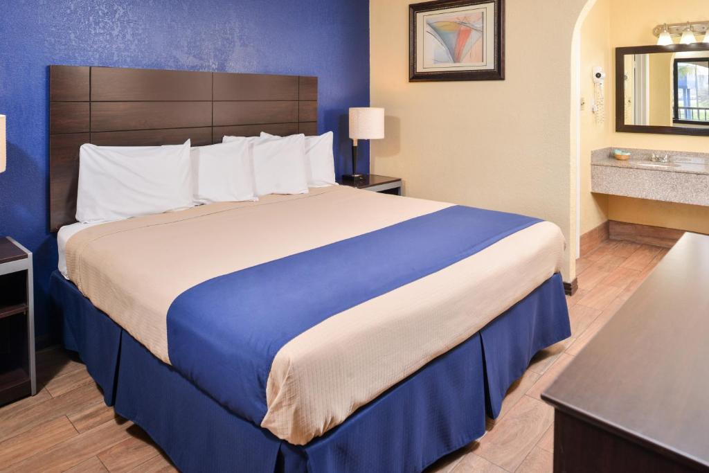 Americas Best Value Inn Medical Center Downtown