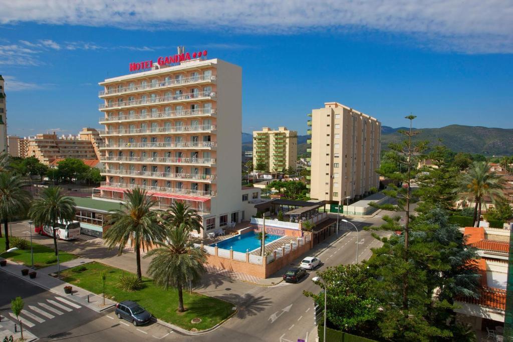 Hotel Gandia Playa (España Gandía) - Booking.com