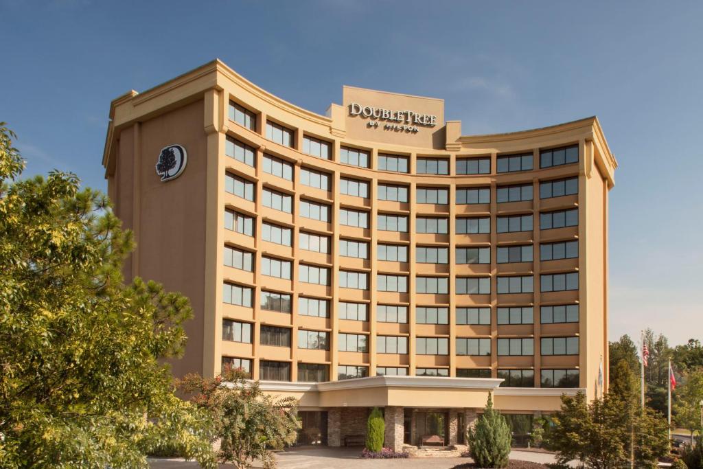 Hotel Doubletree Atlanta North Druid