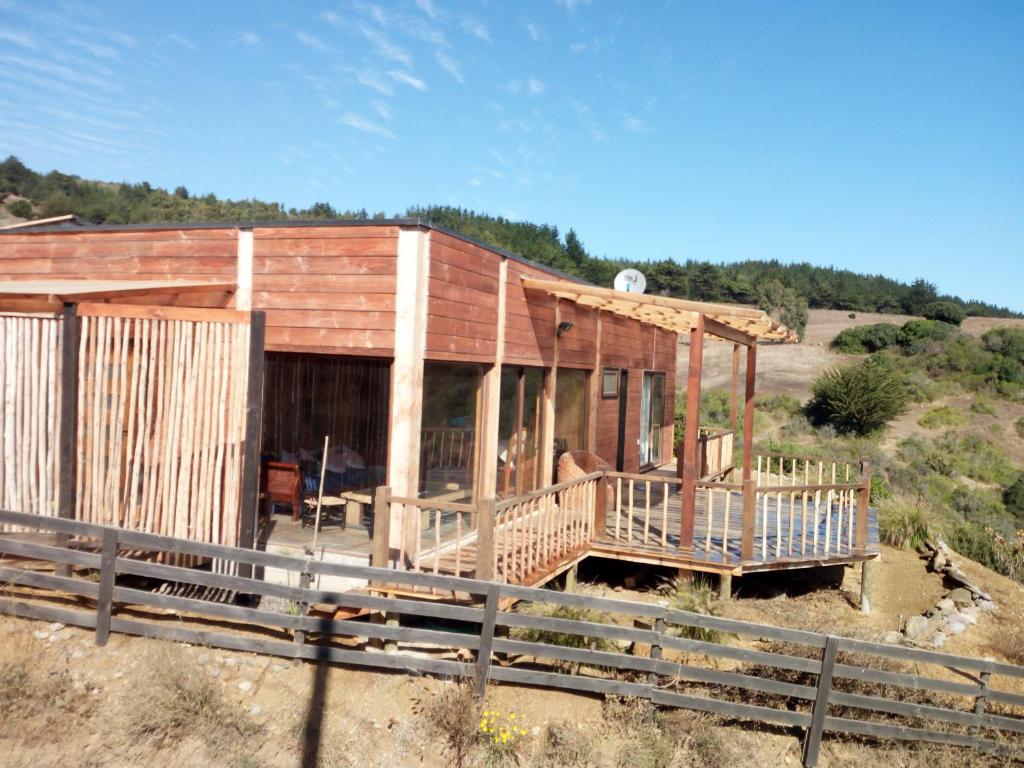 Vacation Home Casa Chacurra Pichilemu (Punta de Lobos ...