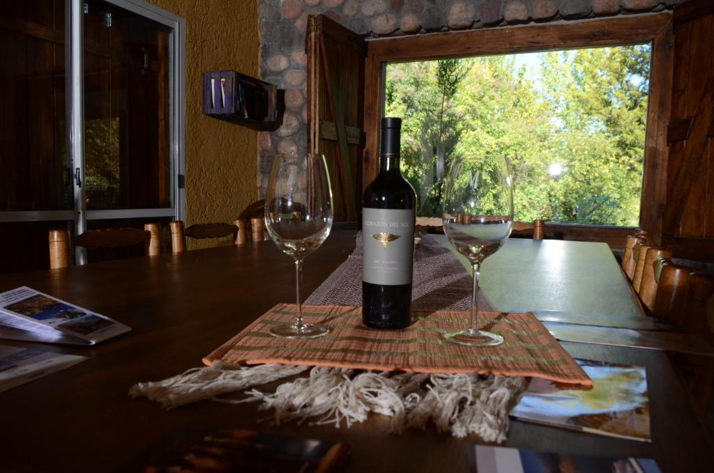 Casa de campo de piedra, Tunuyán, Argentina - Booking.com
