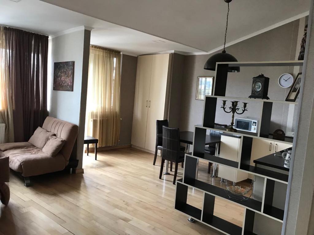 Luka's apartment