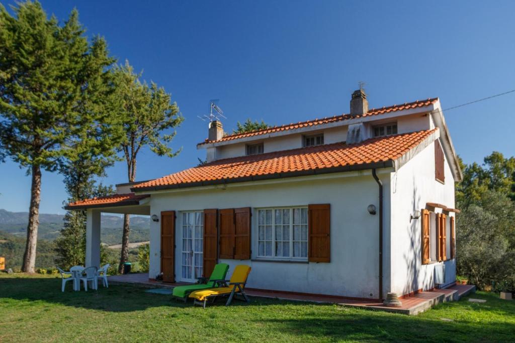 Casa Lina con giardino recintato, Montescudaio – Updated ...