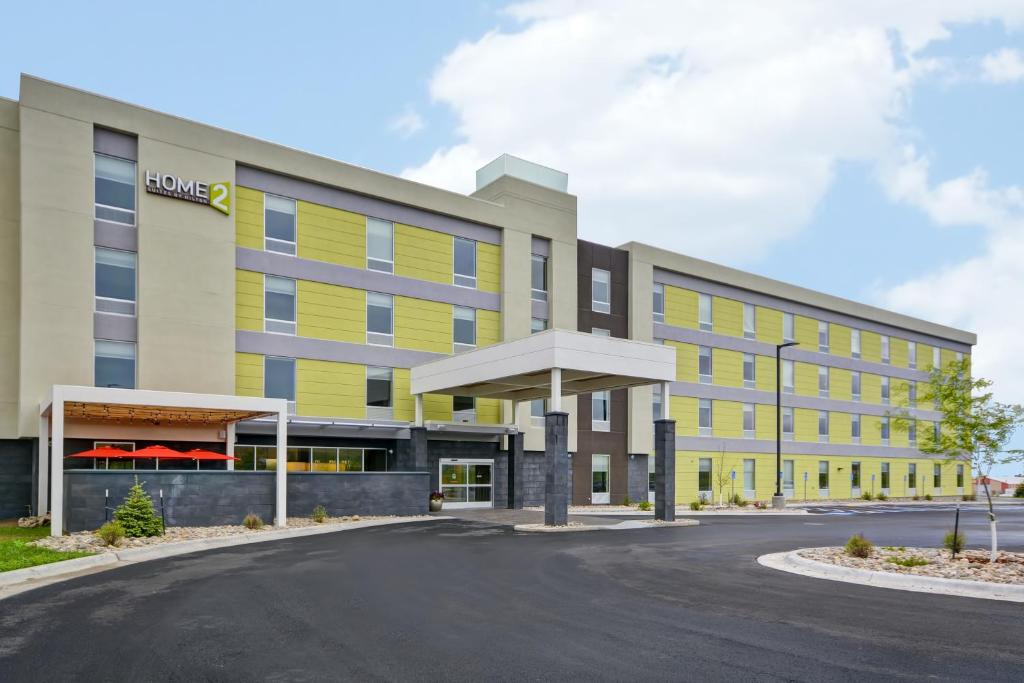 Home2Suites by Hilton Rapid City.