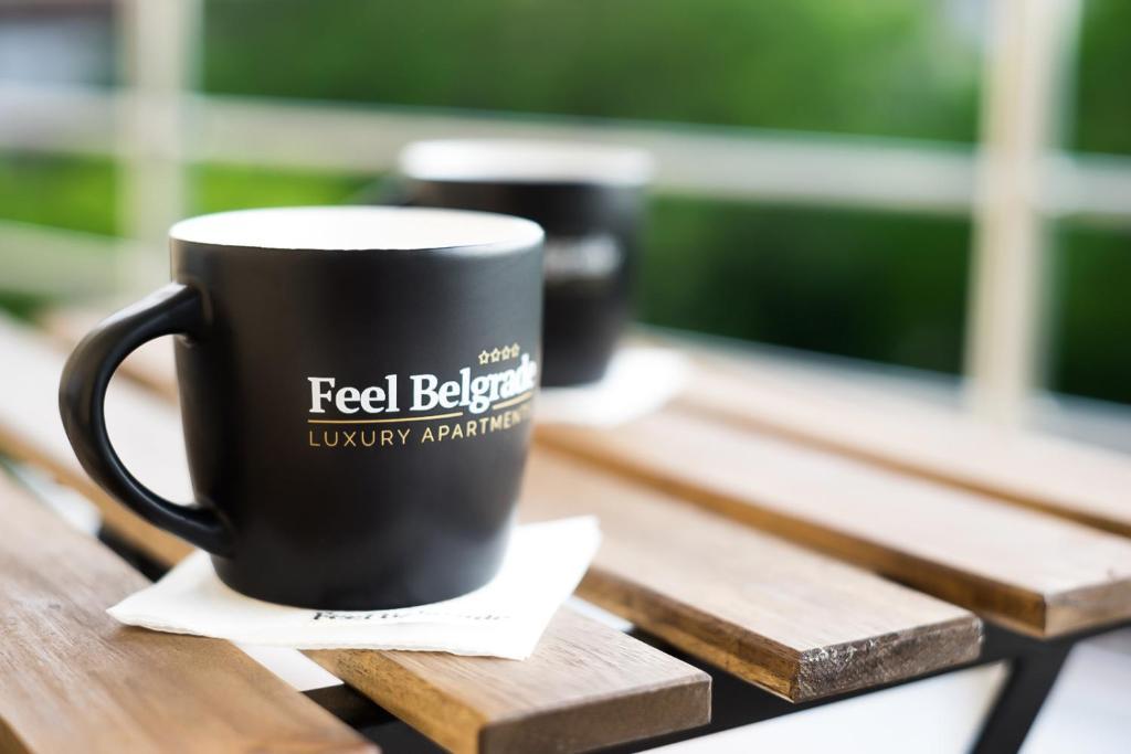 Feel Belgrade Luxury Apartments