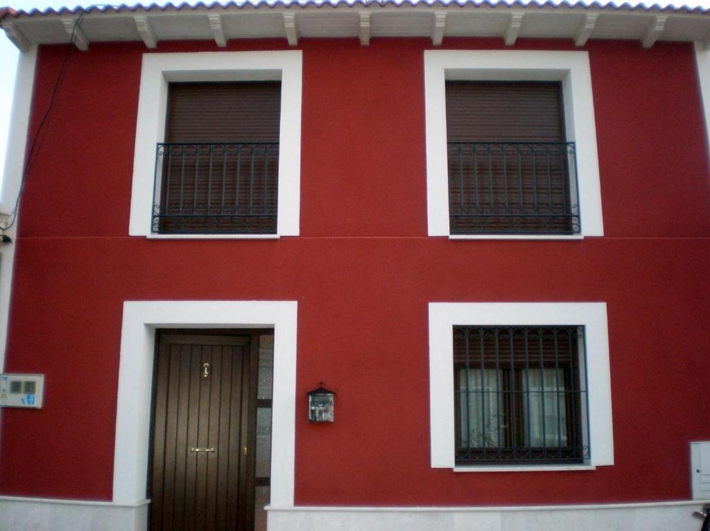 Casa Rural La Panera De Fabian, Aldeamayor de San Martín ...