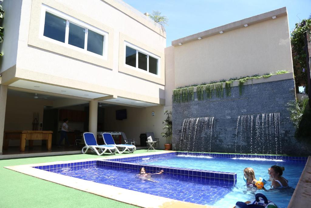 The swimming pool at or near Arthur Palace Hotel