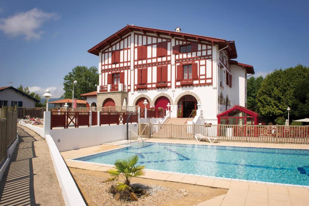 Hôtel & Résidence Vacances Bleues O (Frankrijk Hendaye ...