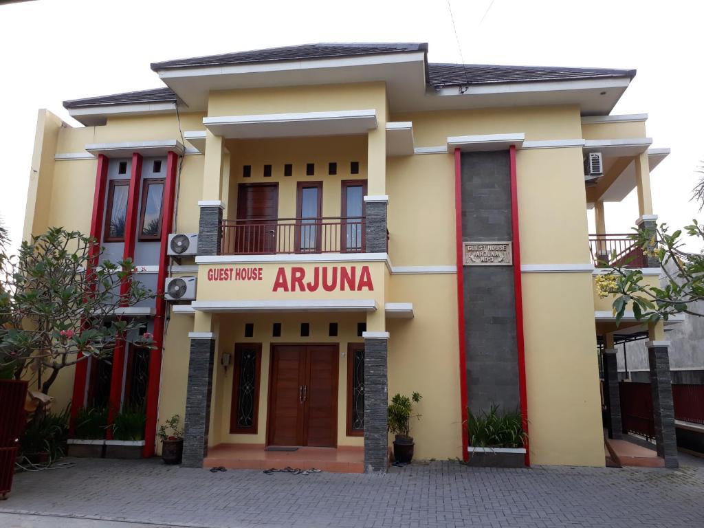 Guest House Arjuna Sleman Harga 2019 Terbaru