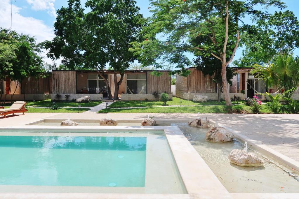 Hotel Casa de Campo Conkal Merida, Conkal – Tarifs 2019