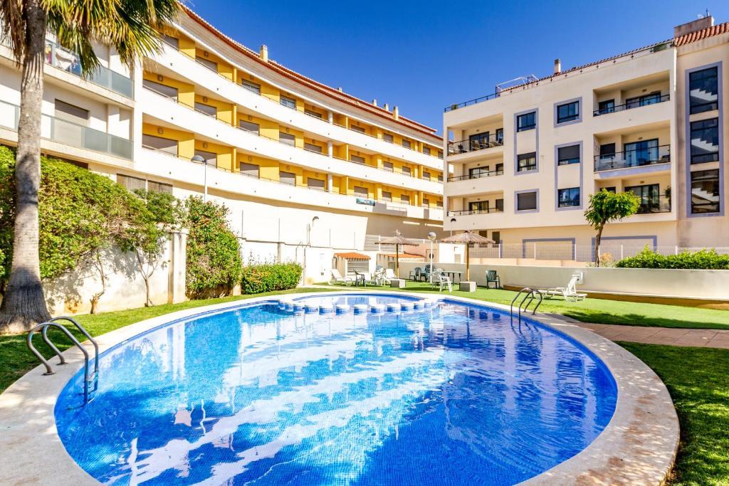 Apartment RealRent Calamora, Moraira, Spain - Booking.com