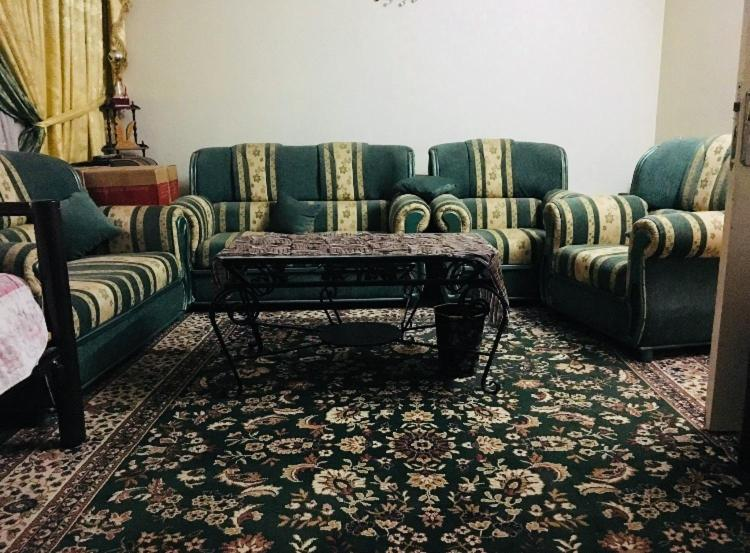 A seating area at Home away from your home in Hebron