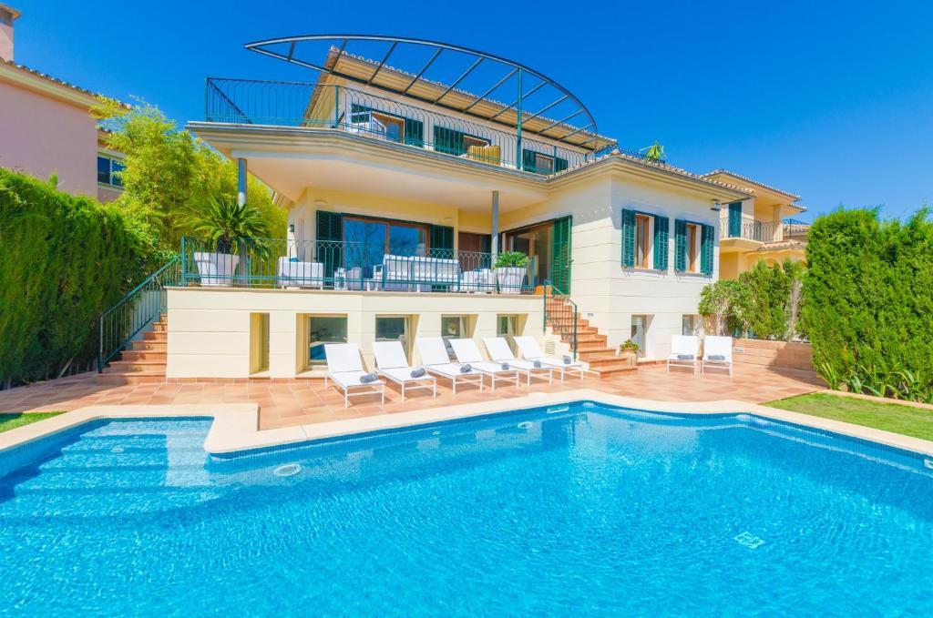 Villa Son Quint (Spanje Palma de Mallorca) - Booking.com
