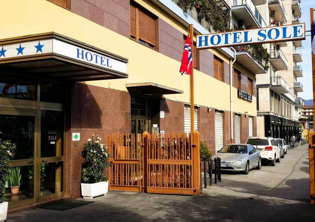 Hotel Sole, Nocera Inferiore (with photos & reviews ...