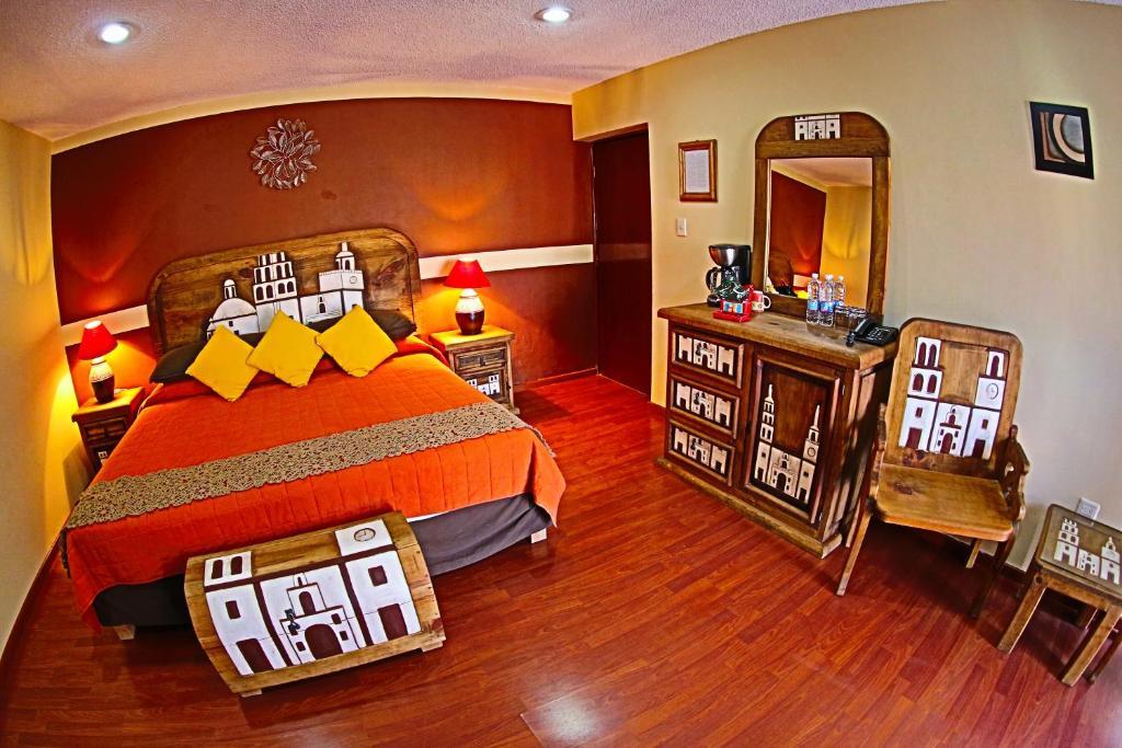 Hotel Chocolate (México Guanajuato) - Booking.com