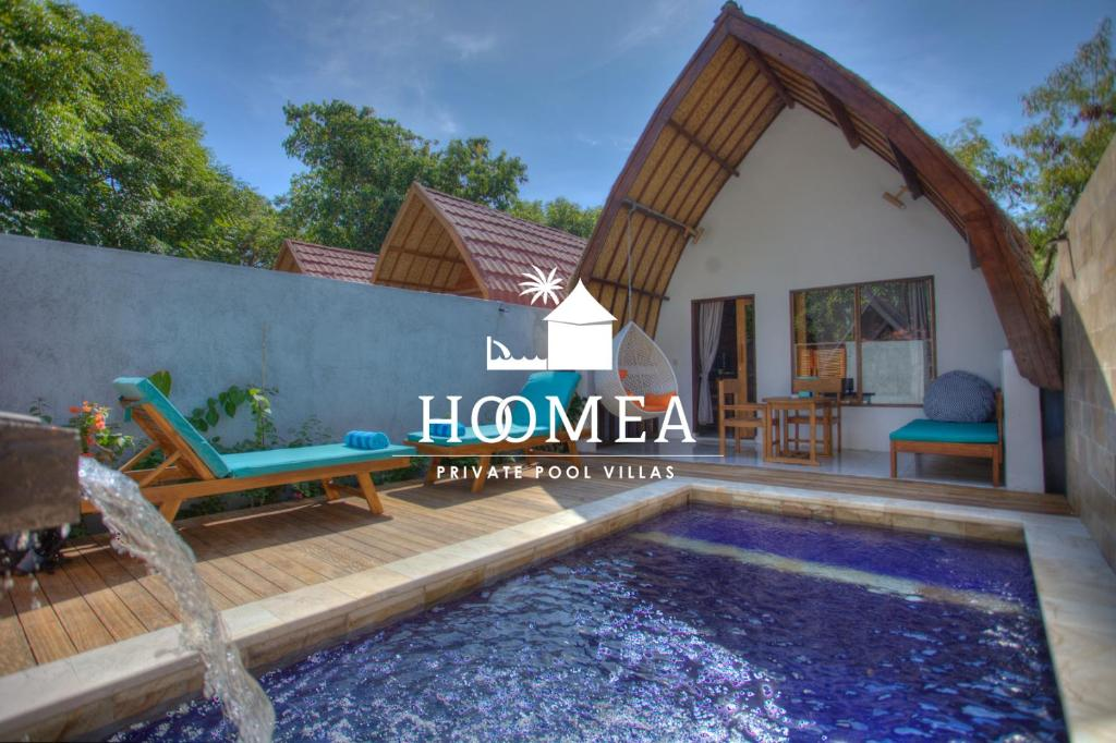 Villa Hoomea Private Pool, Gili Air (con fotos y opiniones ...