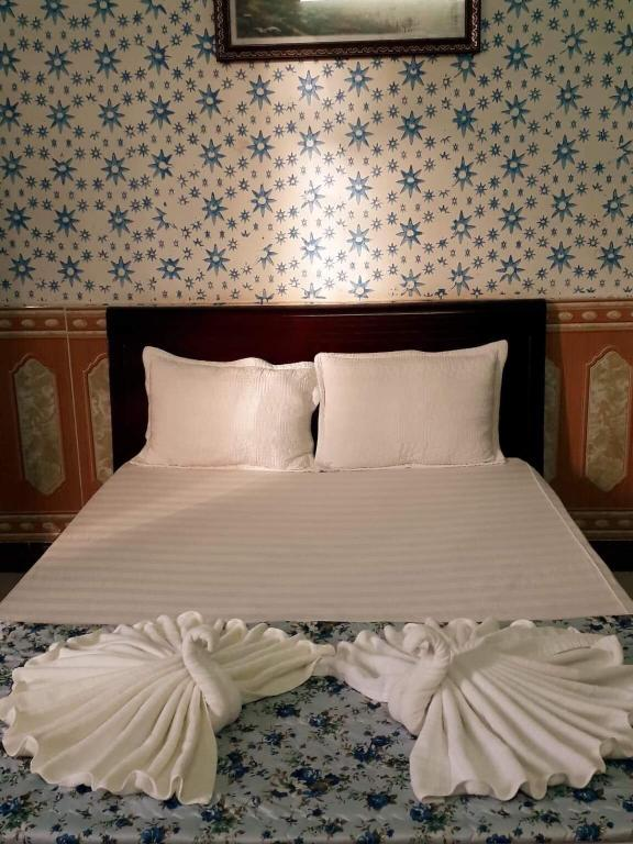 Phòng Giường Đôi có Quạt Máy