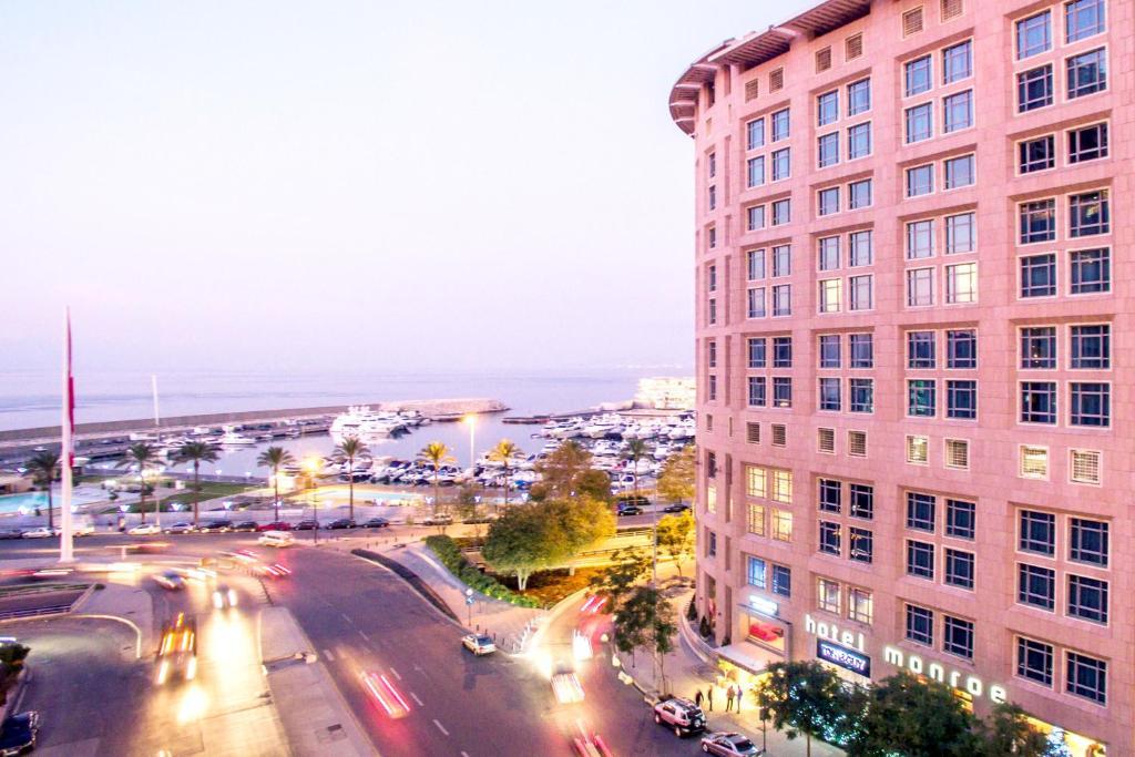 Monroe Hotel Beirut Lebanon Booking