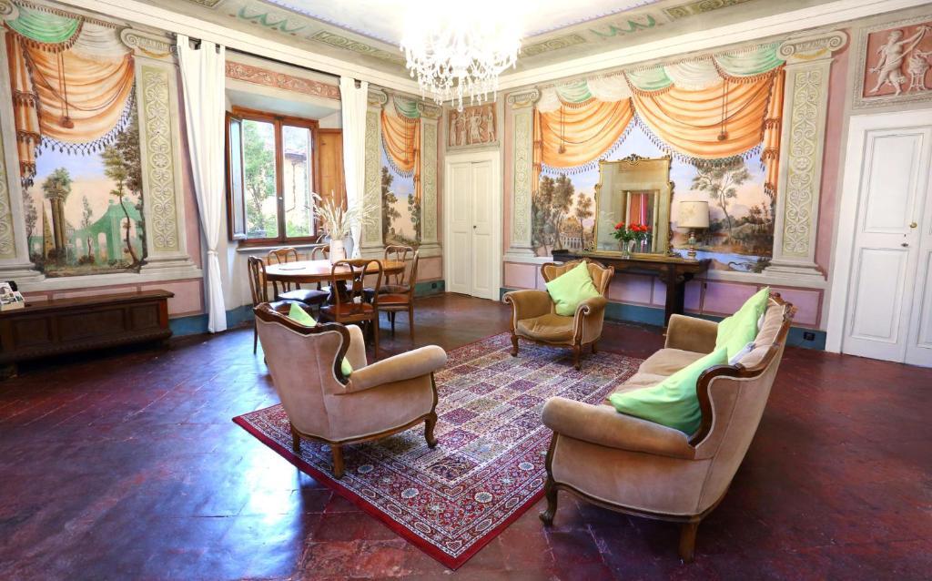 Pension Casa Tolomei (Italië Bagni di Lucca) - Booking.com