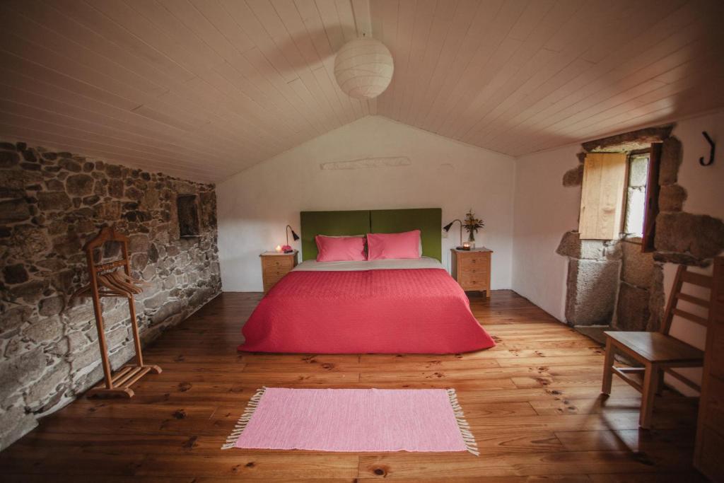 Casa de campo O Curralino (España Vilacoba) - Booking.com