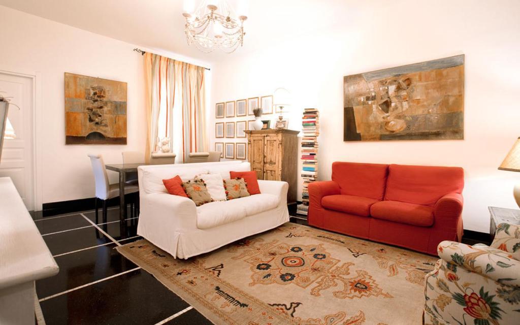 Salotto Old America.B B Il Salotto Di Lucilla Genoa Italy Booking Com