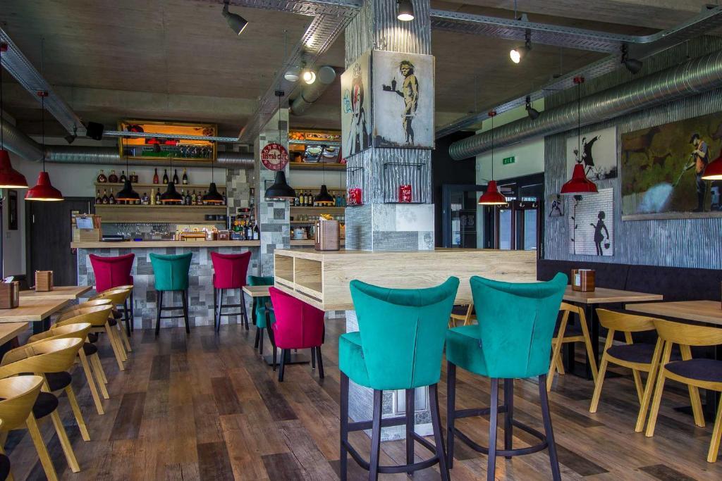 Restoranas ar kita vieta pavalgyti apgyvendinimo įstaigoje HOTEL 63