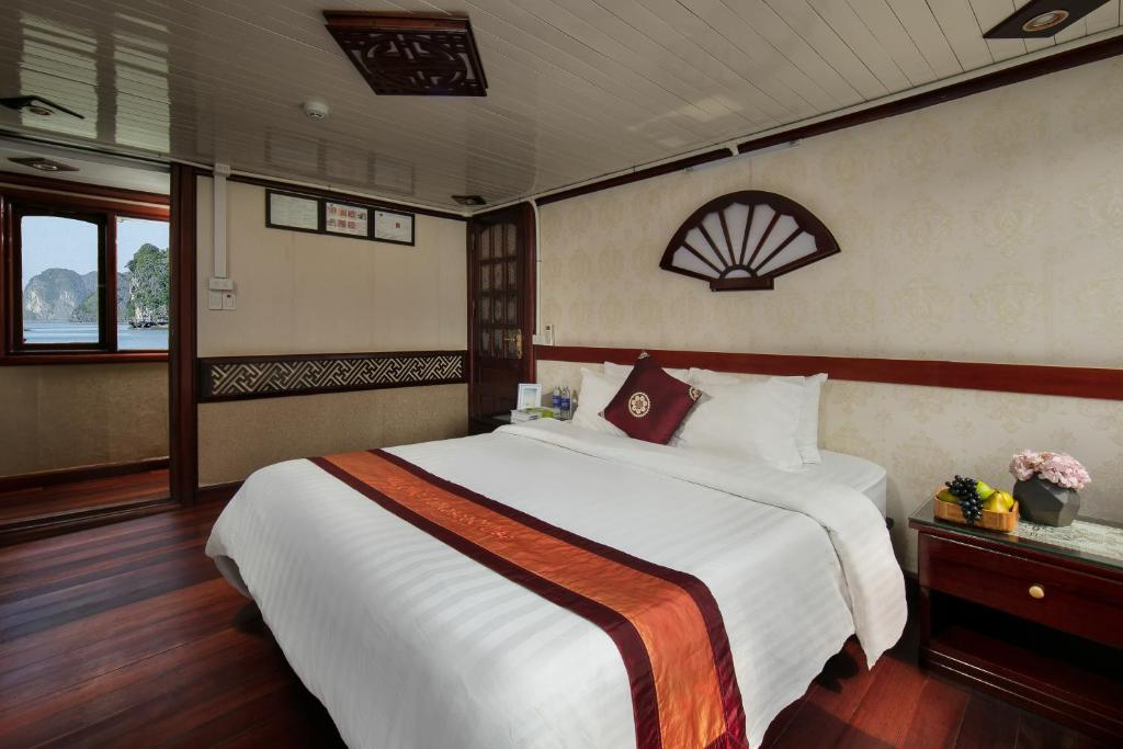 Cabin Giường Đôi/2 Giường Đơn - 3 Ngày 2 Đêm