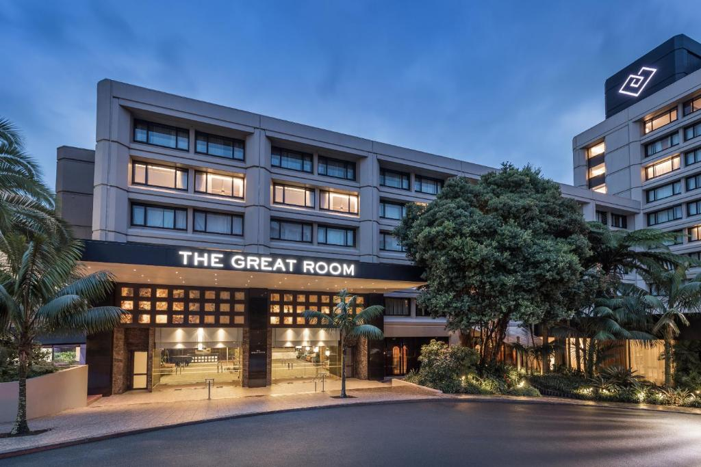 The Langham Auckland