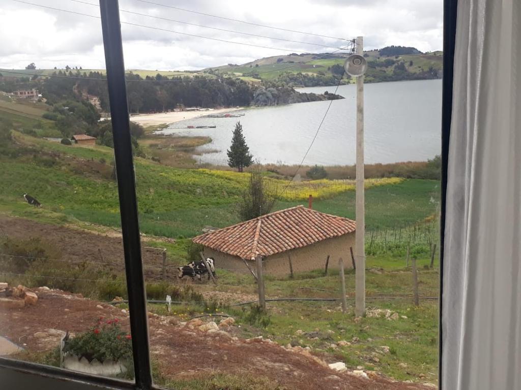 Cabañas del Lago (Colombia Tota) - Booking.com