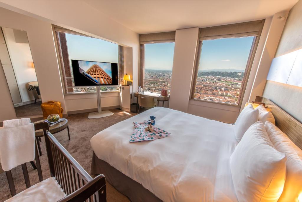 Radisson Blu Hotel Lyon Lyon Tarifs 2020