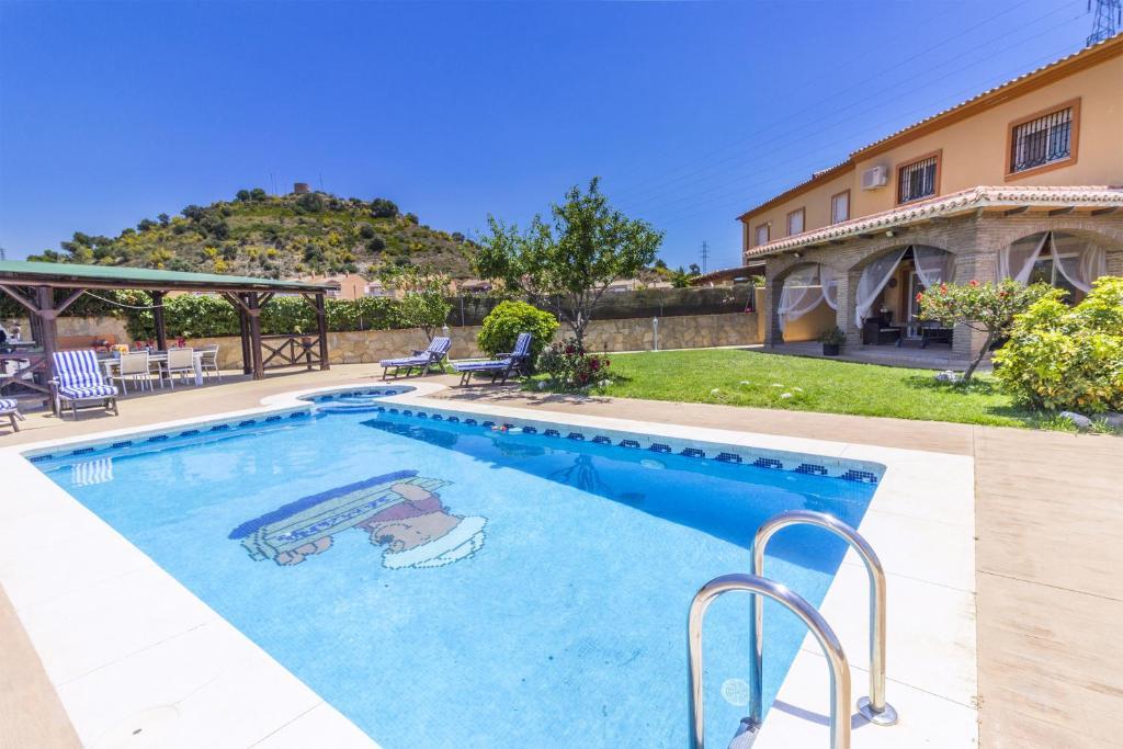 Villa Puerto de la Torre (Spanje Málaga) - Booking.com