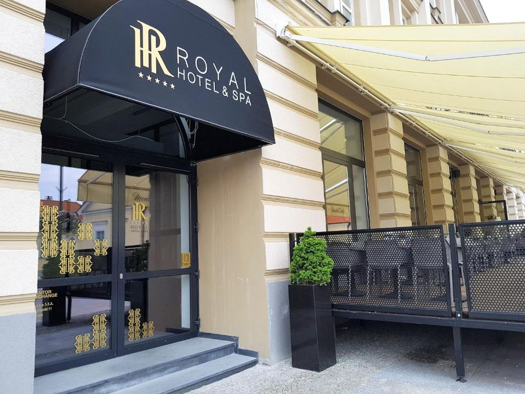 pretty nice new concept newest collection Hotel Royal & Spa, Białystok, Poland - Booking.com
