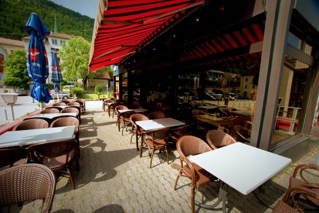 Hôtel La Fontaine Saint Imier Switzerland Booking Com