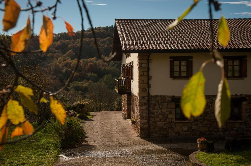 Casa de campo Casa Peluaga (España Oiartzun) - Booking.com