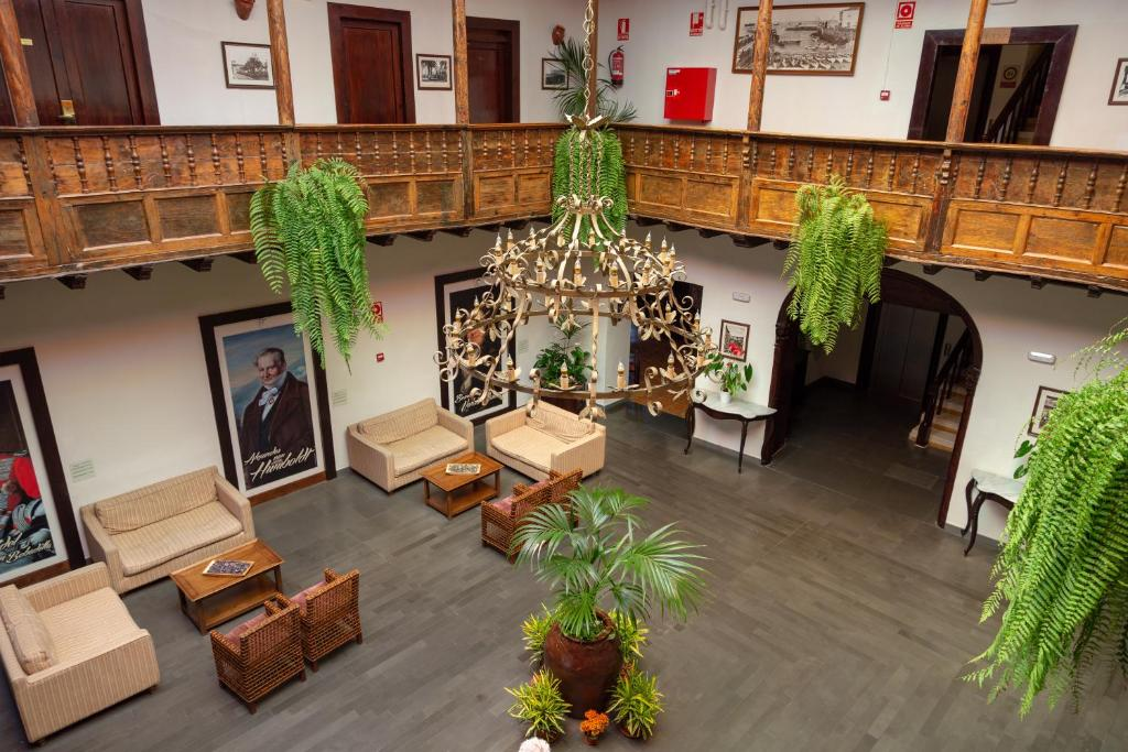 Hotel Marquesa Puerto De La Cruz Spain Booking Com