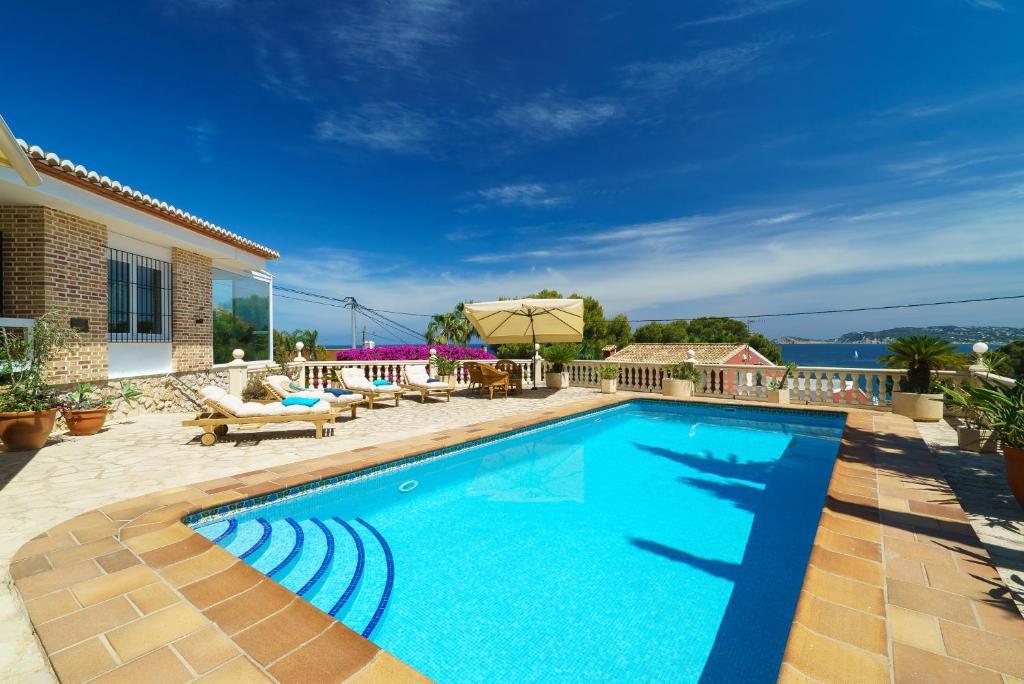Villa La Cofa (Spanje Jávea) - Booking.com