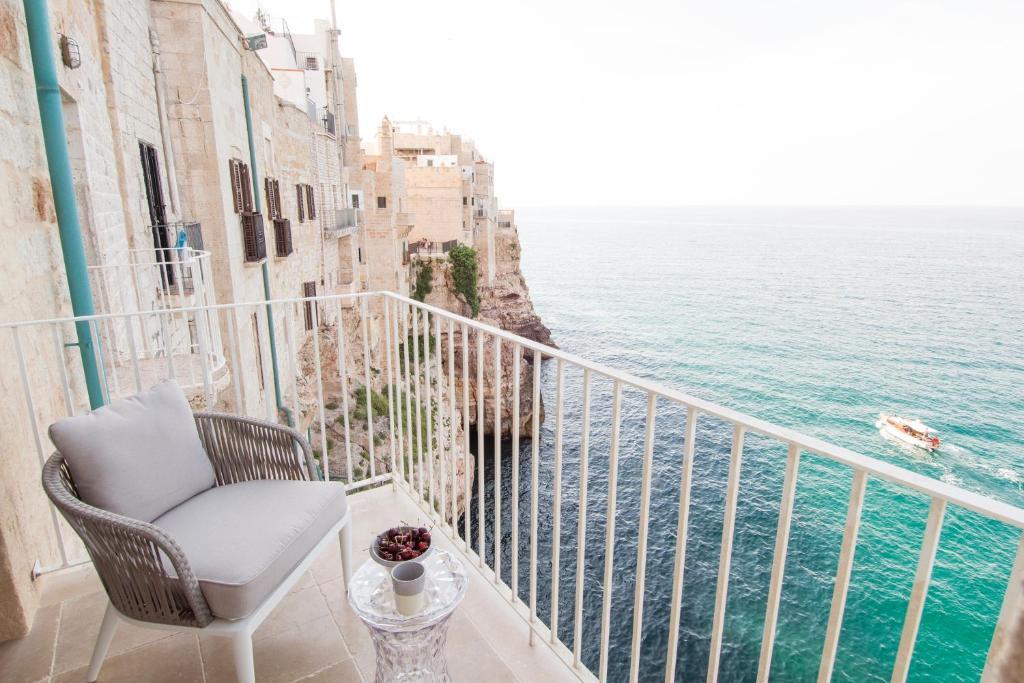 Uma varanda ou terraço em Dimora Talenti