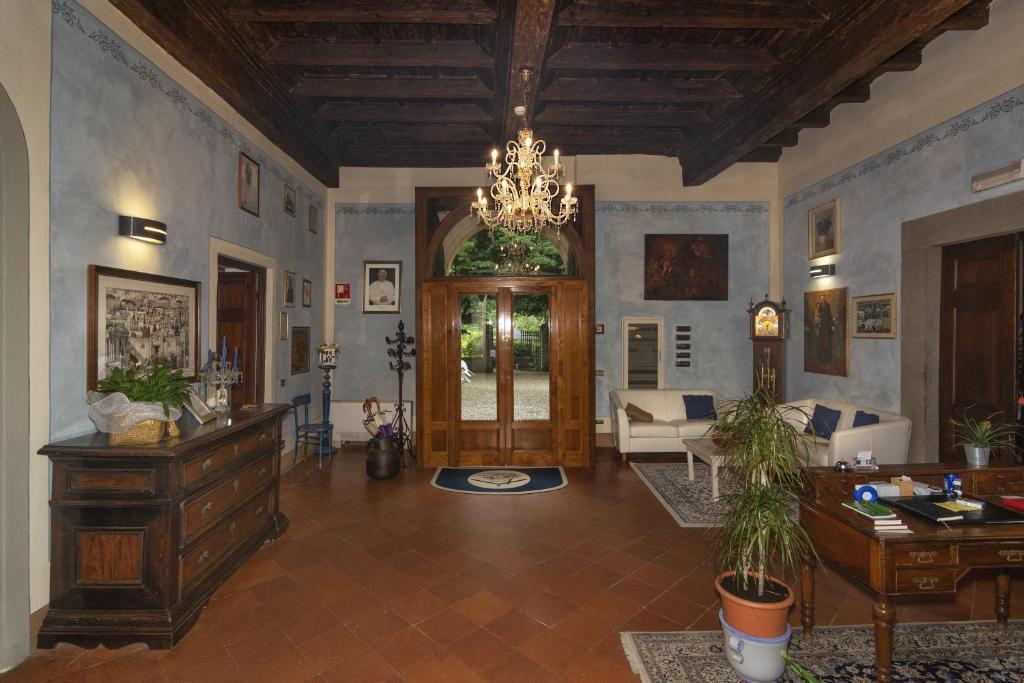 Aparthotel Casa per ferie Casa Diocesana Lucca (Italië Lucca ...