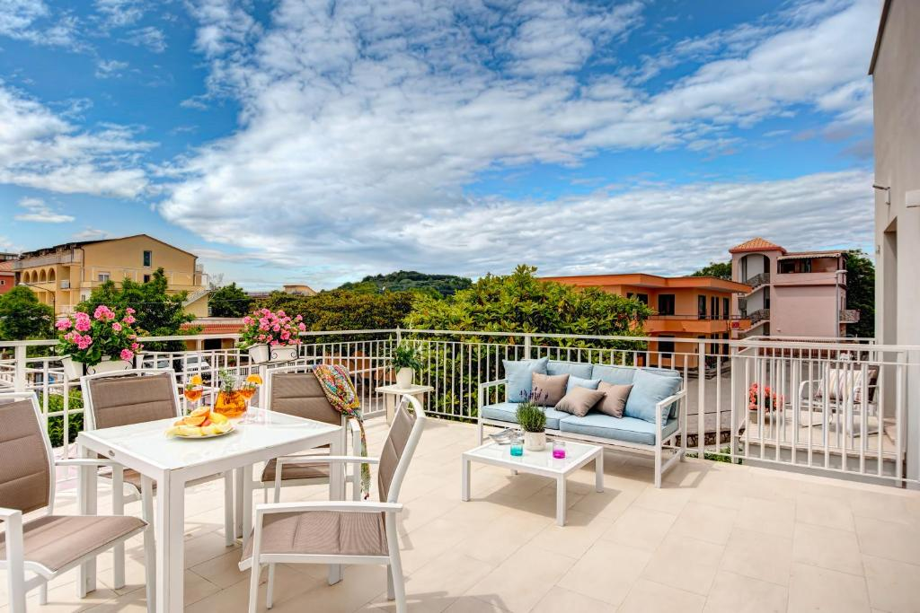Vacation Home Relais Le Due Costiere Massa Lubrense Italy