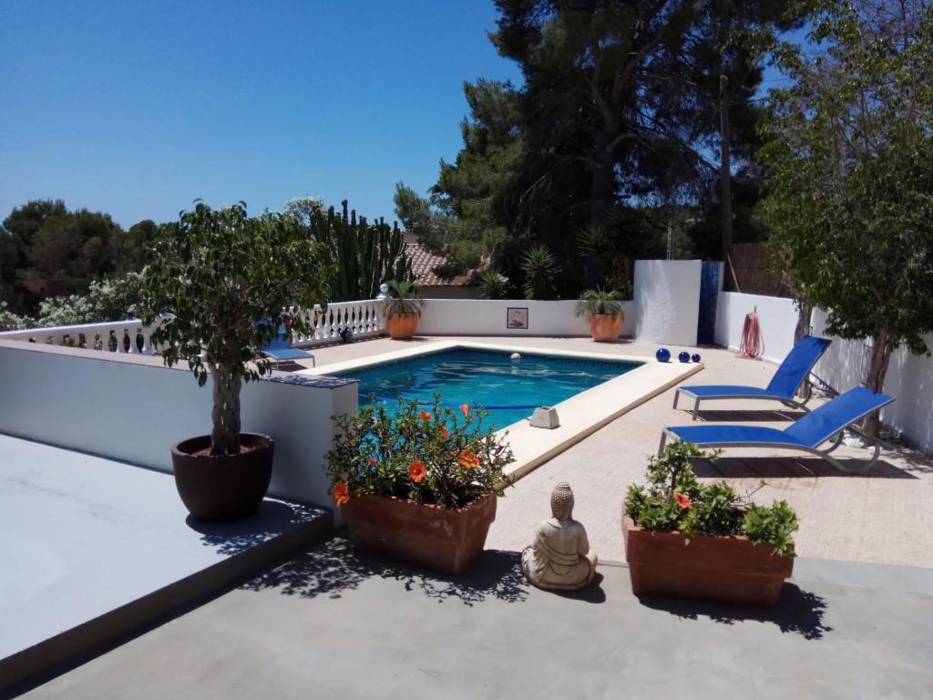 Vacation Home Casa Mediterránea Teulada Spain Booking Com
