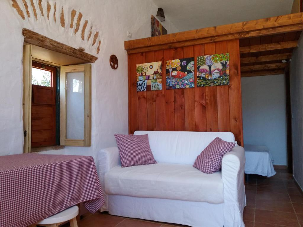 Casa de campo Casita rural Molino de La Corte (España ...