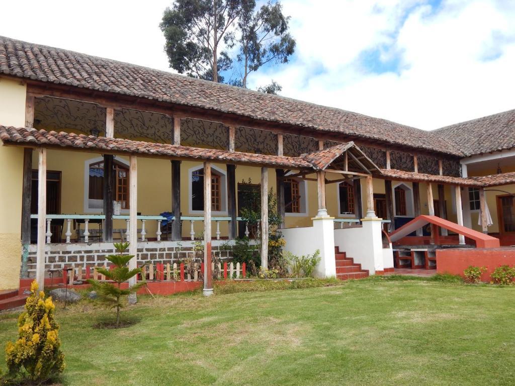 Casa de campo Hacienda Chambapongo (Ecuador Tena) - Booking.com