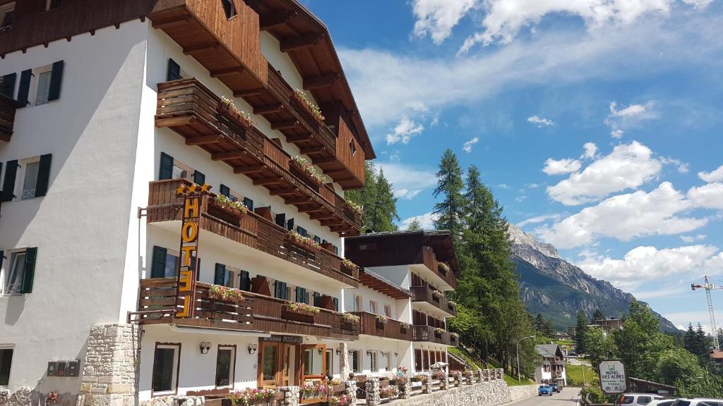 Hotel Des Alpes, Cortina d'Ampezzo – Precios actualizados 2019